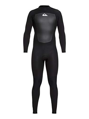 Quiksilver 5/4/3mm Prologue Combinaison de Surf/Plongée Homme, Black, FR : M (Taille Fabricant : M)