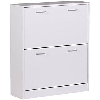 wohnling schuhkipper sarah kommode schmal schuhschrank zu cabinet schuhkommode flur holz 75 cm. Black Bedroom Furniture Sets. Home Design Ideas