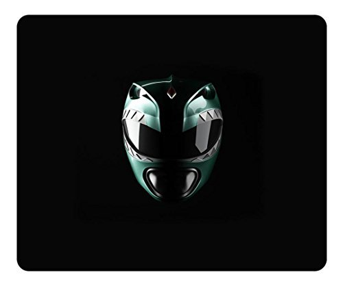 General Creative Painting Custom Design Rectangle Mouse Pad Gaming Mousepad Power Rangers Rectangle Non-Slip Mousepad Water Resistent Oblong Gaming Mouse Pads (Custom Ranger Power)