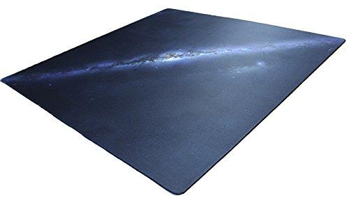 Tabletop Playmat Spielmatte Weltraum Space Galaxy in Turniergröße 91x91cm (3' x 3') Tischauflage Spielteppich Tischmatte (Star Wars-flotte)