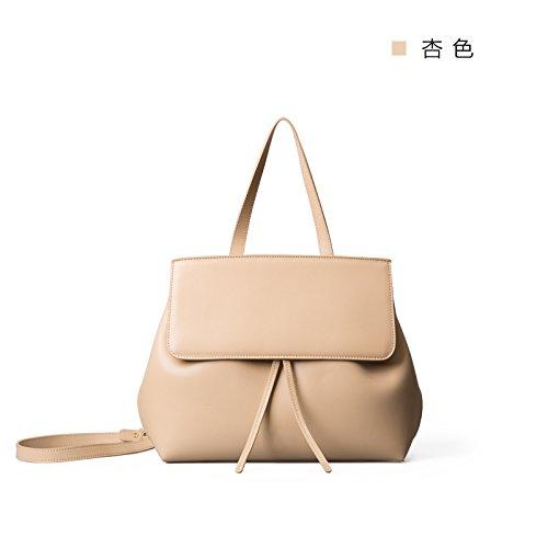 Sac d'épaule pour l'automne/hiver women's sac à main tote bags ,Abricot Apricot