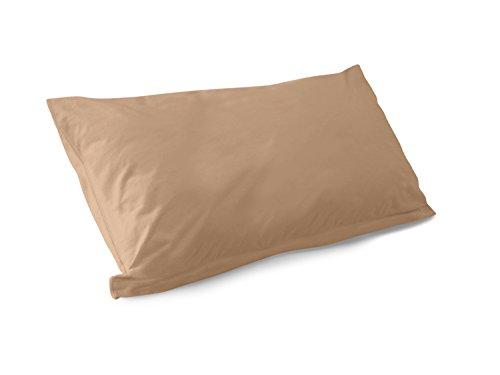 Produktbild Serie basic von schlafgut aus 100% Baumwolle in 30 Uni-Farben +++ Mako-Jersey-Spannbetttuch +++ Mako-Jersey-Kissenbezug erhältlich in 3 Größen,  bahama