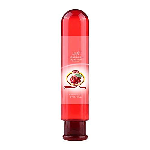 GSYClbf 80ml Lubricante comestible base agua sabor