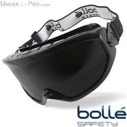 """Bollé BLAWPCC5 Lunettes masques""""Blast"""" aérée soudure teinte 5, Noir"""