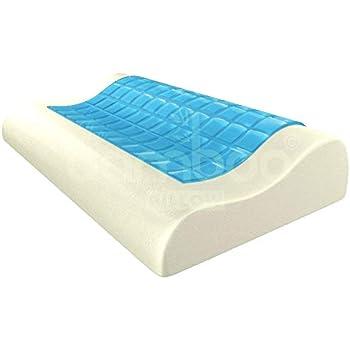 fricare patented cool gel pillow mat soft gel pad for. Black Bedroom Furniture Sets. Home Design Ideas
