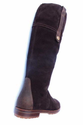 Tommy Hilfiger Winona 5B Stiefel coffee bean barun Coffee Bean