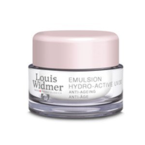 Widmer Tagesemulsion Hydro-Active UV30 unparfürmiert, 50 ml