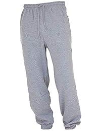 a24b9d435 Floso - Pantalón de Chándal/Gimnasia/Deporte/Educación física Muy Holgados  para Niños