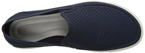 Sneakers Slip-on Crocs Herren Citilane Roka Blau (blu Scuro / Bianco)