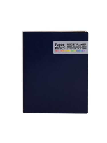 paperthinks-navy-blue-extra-large-2014-recycled-leather-weekly-planner-7-x-9-inches