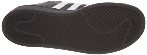 adidas Superstar Foundation Kids Black White Black Noir (Cblack/ftwwht/cblack)