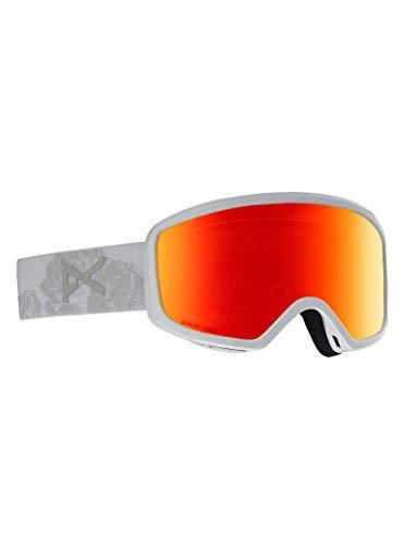 Anon Damen DERINGER MFI Snowboardbrille, Cant Stop/Sonar Red