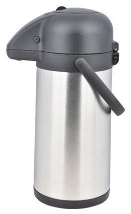 Thermos a pompa Airpot in acciaio inox (1,9L, 3L, 5L), Acciaio INOX,...