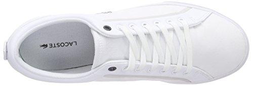 Lacoste Herren Lenglen 216 1 Low-Top Weiß (Wht 001)