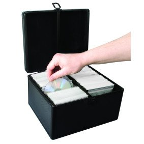 300-cd-dvd-storage-flight-case-double-sided-disc-holder-sleeves-storage-dj-rugged-carry-box-new-with