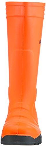 Maxguard Alpha HighVis orange Unisex-Erwachsene Sicherheitsstiefel Orange (Orange)