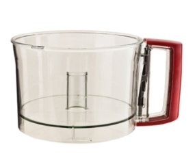 Magimix 5200 Main Work Bowl – Red Handle