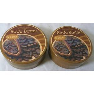 Body Butter Cocoa Fragance by Cotton Tree