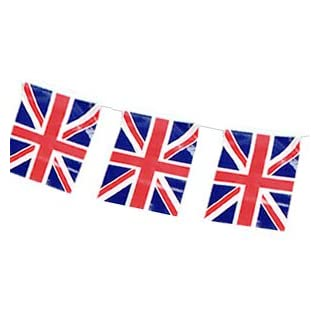 HENBRANDT UNION JACK BUNTING 12