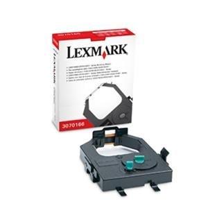 Lexmark Farbband (Original Farbbänder passend für Lexmark Forms Printer 2590 N Lexmark 003070166 , 03070166 , 3070166 - Premium - Schwarz)