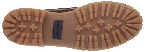 Daniel Hechter  Hd0602-8, Chaussures de ville homme Marron (natur 650)
