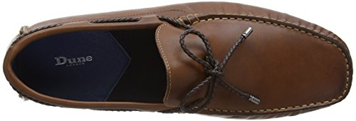 Dune Herren Barnstable Slipper Brown (Tan Leather)