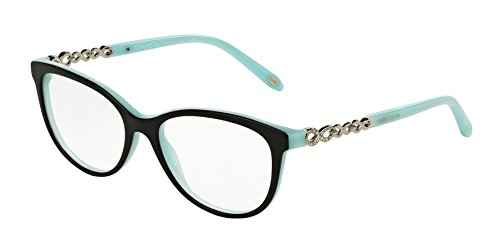 tiffany-co-2120b-montature-per-occhiali-da-donna-colore-marrone-51-mm-8055-black-blue