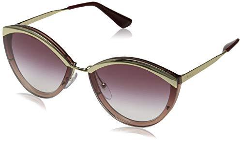 Ray-Ban Damen 0pr 07us Sonnenbrille, Gold/Pink/Violet, 64