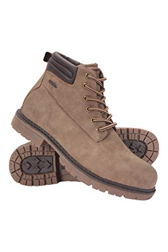 Mountain Warehouse Gorge Winter Mens Waterproof Hiking Boots