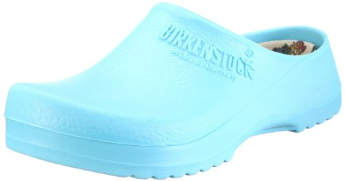 Birkenstock Professional SUPER BIRKI, Damen Clogs, Blau (CIEL BLUE LIGHT), 36 EU