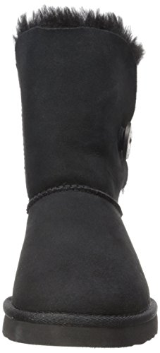 UGG Women's Bailey Button , Bottes femme Noir (Black)
