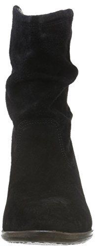Bullboxer 849513e6c, Bottes Classiques Femme Noir - Schwarz (BLCK)