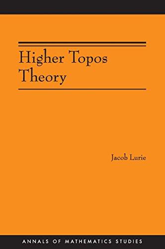 Preisvergleich Produktbild Higher Topos Theory (Annals of Mathematics Studies (Paperback))
