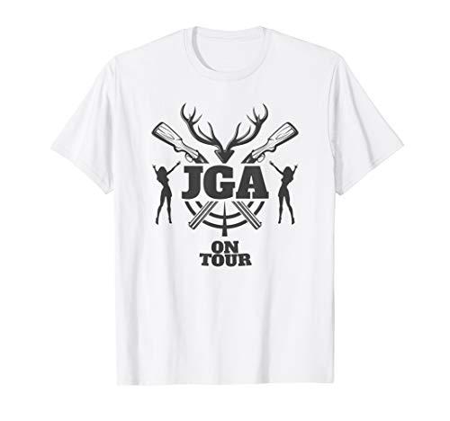 Freiheit Jagd-shirt (JGA Junggesellenabschied Männer Polterabend Team Bräutigam)