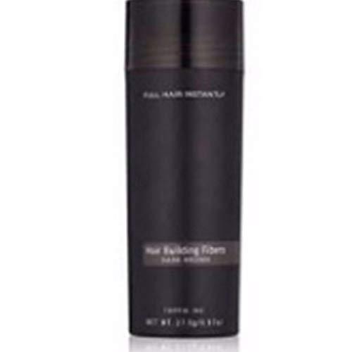 Matedepreso Thickening Coloring Anti Hair Loss Concealer Powder Tonic Hair Building Fiber(Dark Brown)