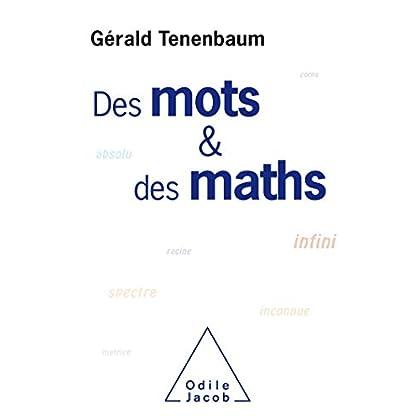 Des Mots et des maths