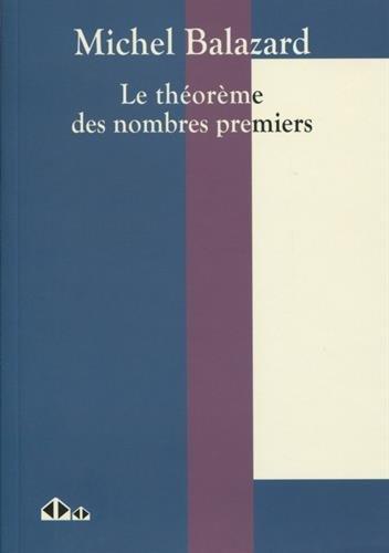 Le théorème des nombres premiers