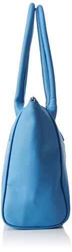 Bree - Sylvie 1, sm., shou. bag Special, Borse a Tracolla Donna Blu (Blau (riviera 230))
