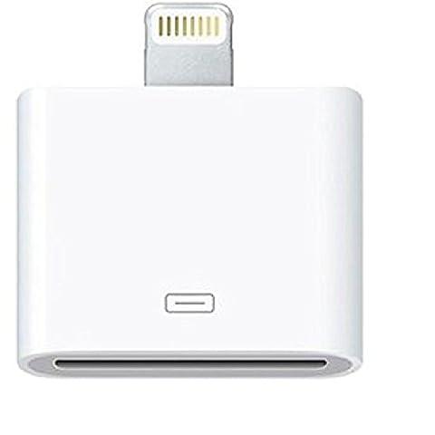 Innova® Adaptateur De Connexion Pour iPhone 5, iPad Mini, iPhone 4, iPod touch 5, iPod Nano 7G, mini iPad, iPad