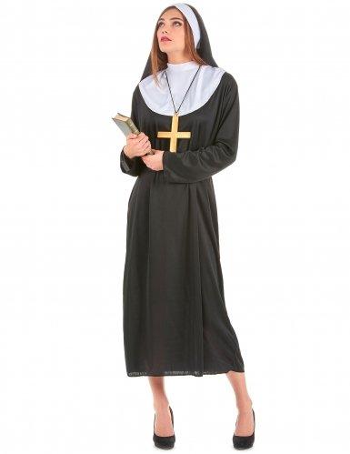 Generique - Nonnen-Kostüm für Damen M