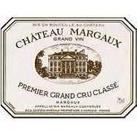 CHÂTEAU MARGAUX 2001 2001, Margaux - 1st growth