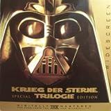 Star Wars / Krieg der Sterne Trilogy - Special Edition Goldbox - Laserdisc