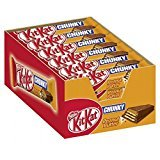 Nestlé Kitkat Chunky Peanut Butter 42g (Pack of 24)