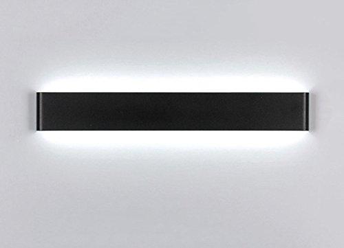 Bagno led di illuminazione a parete in lega di alluminio lampada