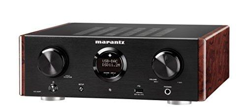 Marantz HD-AMP 1/N1B (Premium Vollverstärker mit Digital/Audio Wandler 2x 70W) schwarz