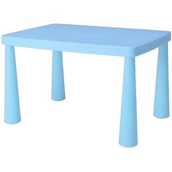 Nice Ikea Mammut Blue Kidu0027s Childrenu0027s Table