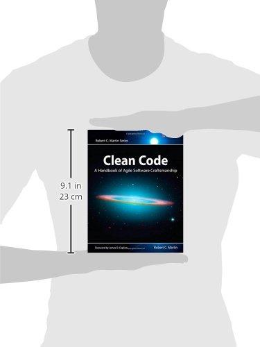 Clean Code: A Handbook of Agile Software Craftsmanship (Robert C. Martin) - 3