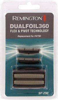 Remington SP290 Dualfoil 360 Flex & Pivot F4790 Electric Shaver Dual Foil Heads & Cutter Blades Pack by Remington