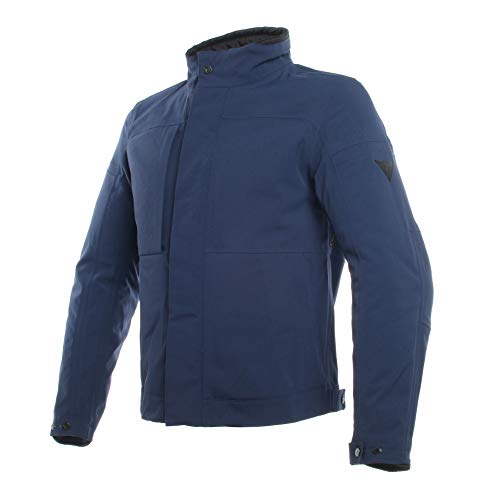 Spa-uniformen (Dainese Motorradjacke, Uniform Blau, Größe 52)