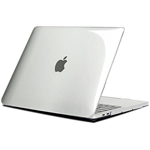 Tecool Coque MacBook Pro 13 Pouces 2016/2017/2018 Libération, Slim Plastique Coque Rigide Housse pour Apple MacBook Pro 13,3